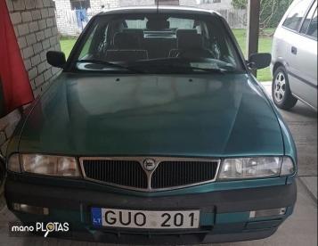 parduodu automobili Lancia Delta